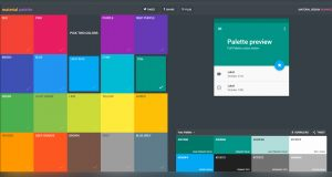 web design color palettes