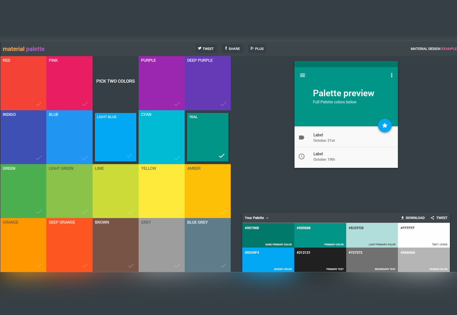 Choosing Web Design Color Palettes   SEOogle